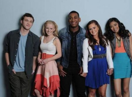 The American Idol Five