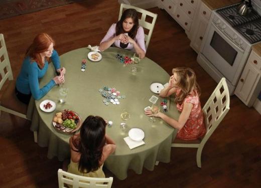 Final Poker Game