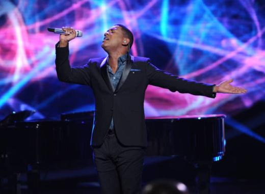 Joshua Ledet on American Idol