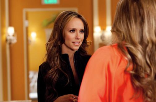Lacy Tells Riley Her Secret