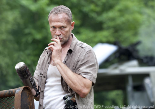Walking Dead Season 3 Photo
