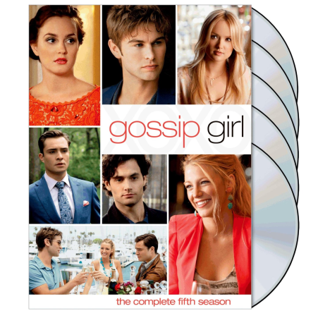 Gossip Girl Season 5 DVD