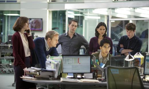 The Newsroom Team