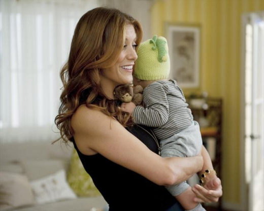 Addison as a Mother