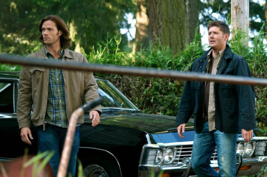 Supernatural Season 8 Premiere Pic