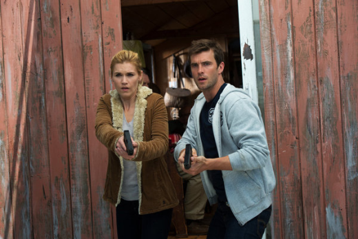 Audrey Fights for Nathan