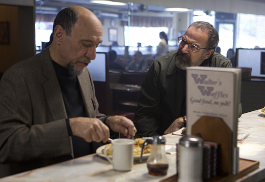 F. Murray Abraham on Homeland