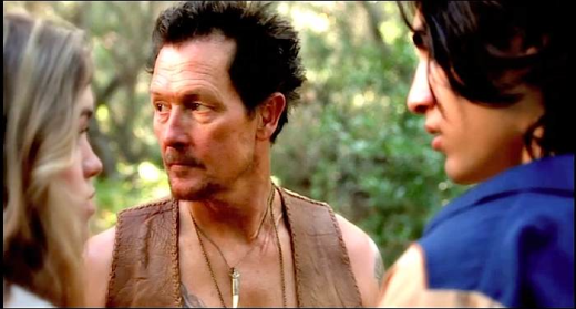 Robert Patrick on True Blood