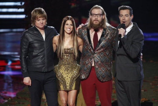 The Voice Season 3 Finalists