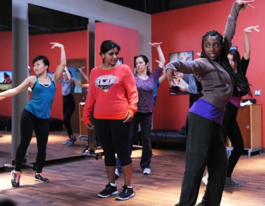 Mindy's Dance Class