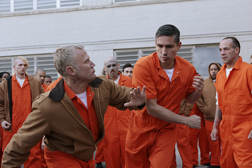 Reese in Prison