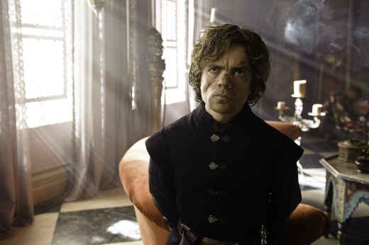 Scarred Tyrion