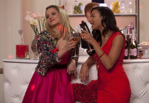 Glee Wedding Pic