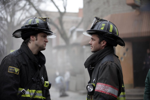 Severide's Past