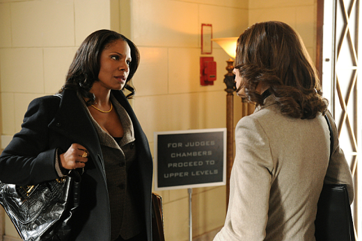 Audra McDonald on The Good Wife