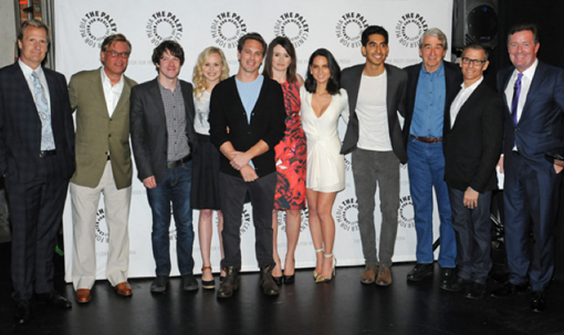 Newsroom Cast at PaleyFest