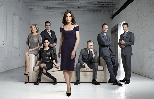 The Good Wife Cast Shot