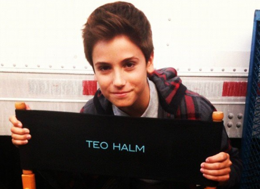 Teo Halm Picture