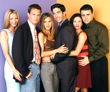 Friends Cast Pic