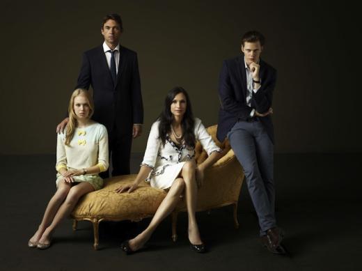 Hemlock Grove Cast Pic