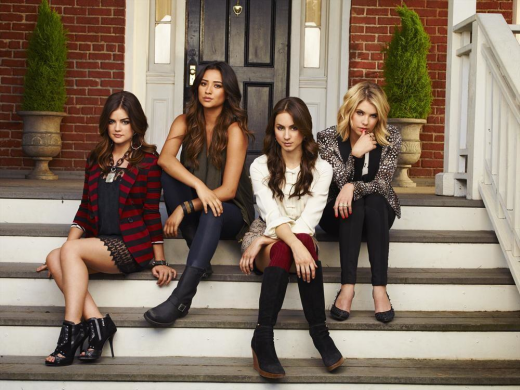 Pretty Little Liars Season 4 Promo Pic