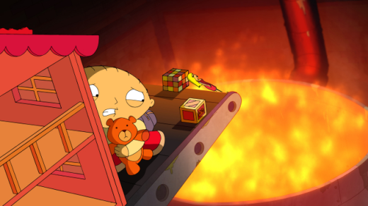 Stewie's Teddy