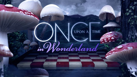 Once Upon a Time in Wonderland Header