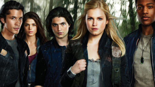 The 100 Cast Pic
