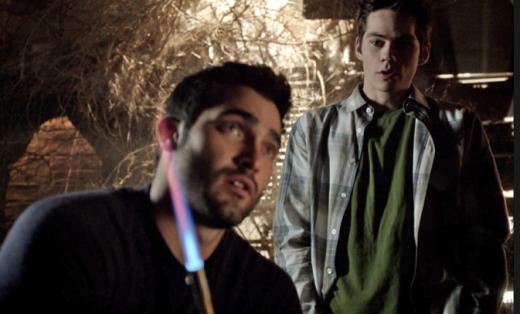 Teen Wolf Season Premiere Scene