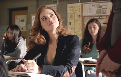 Lydia at School