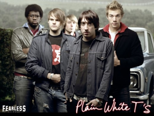 Plain White T's Picture