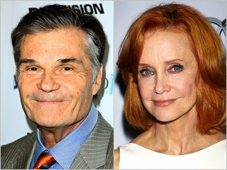 Fred Willard and Swoosie Kurtz