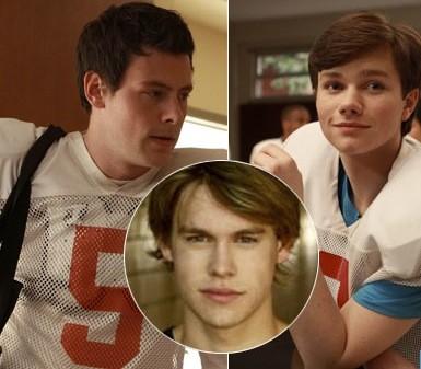 Chord Overstreet on Glee
