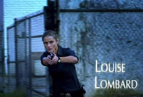 Louise Lombard on CSI