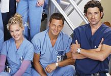 Three Grey's Anatomy Stars