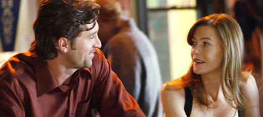 Meredith & Derek Meet