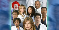 McDreamy, McVet and... McDonald?