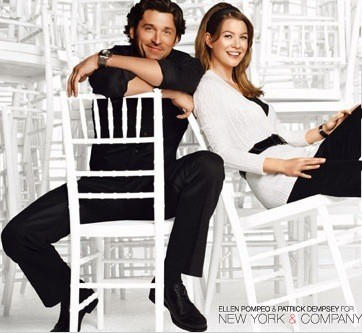 Ellen & Patrick For New York & Co., Holiday Style!