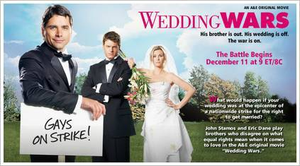 Eric Dane, John Stamos in Wedding Wars
