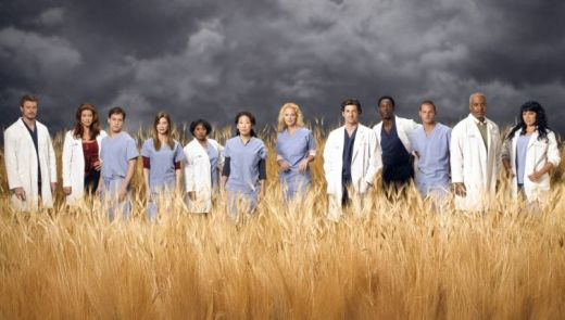 Grey's Anatomy Cast: Season 3