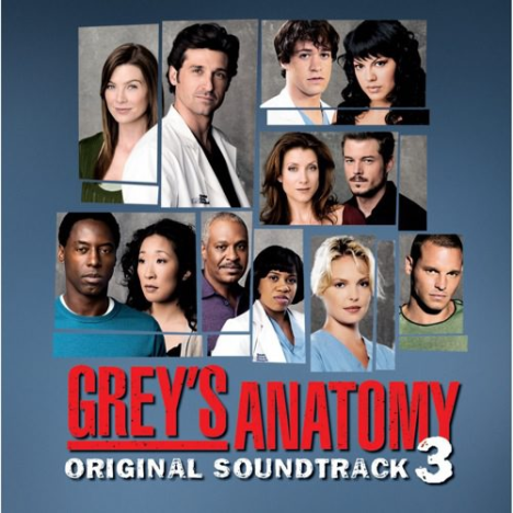 Grey's Anatomy Soundtrack, Volume 3