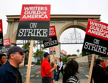 Writers on Strike