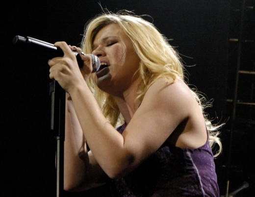 Kelly in Concert