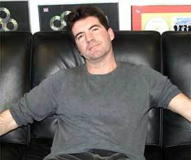 Cowell Takes a Break