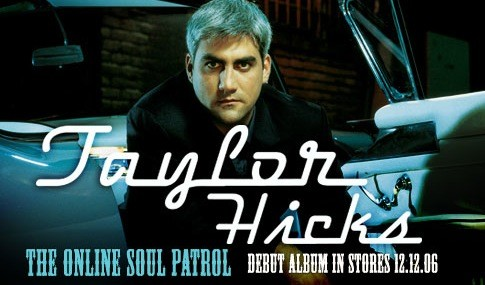 Taylor Hicks Album