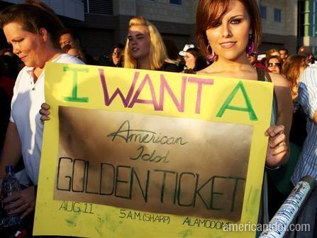 American Idol in San Antonio