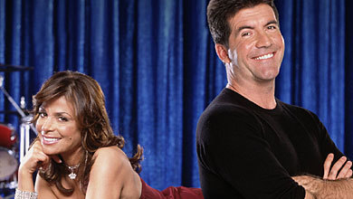 Paula Abdul Has Love for Simon Cowell