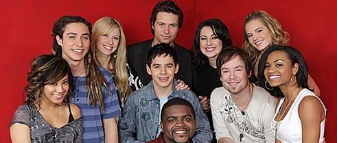 The American Idol Final 10