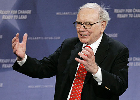 Warren Buffett Pic