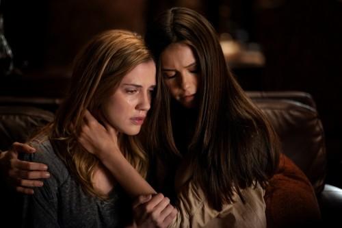 Jenna and Elena